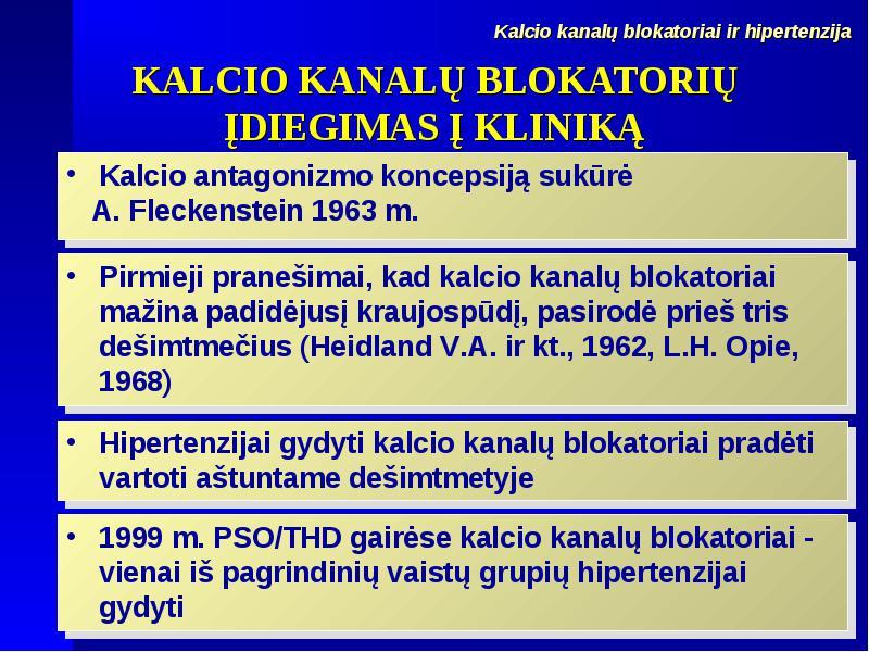 PSO dėl hipertenzijos gydymo)