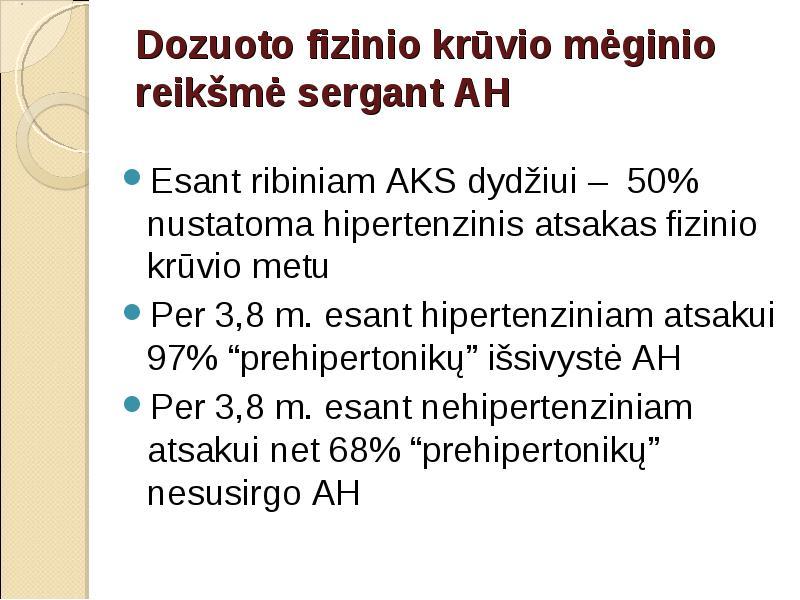 hipertenzijos prevencijos bukletai hipertenzijos gydymo rūšys