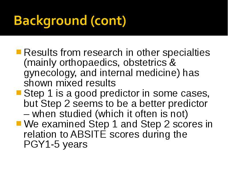 Usmle Step 1 Score Predictor