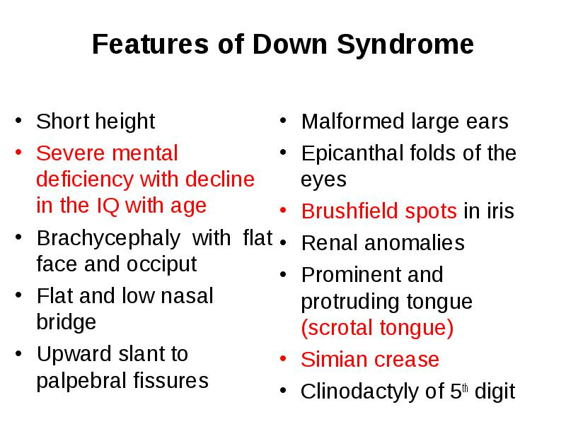 Teratology Causes Of Congenital Malformations